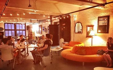 Inside Manhattan's Artist Co-op!